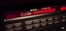Bereit für Code-Eingabe