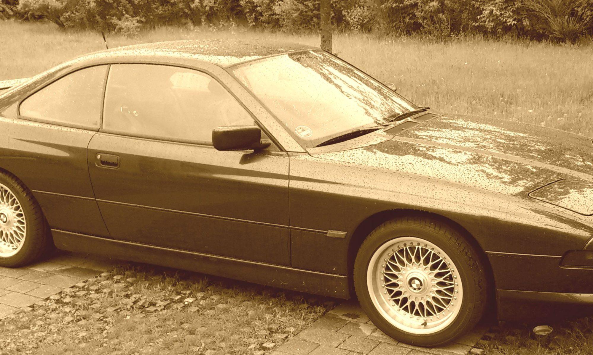 Die Geschichte des 8er BMW